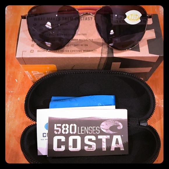 a8239a606e1 Costa Del Mar Sunglasses   NEW in box